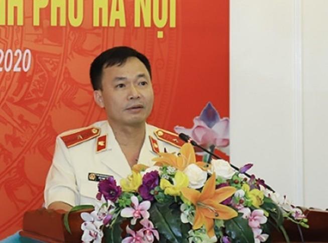 Viện kiểm sát TP Hà Nội có viện trưởng mới