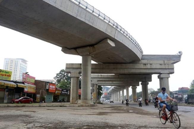 Nóng: Nhiều vi phạm ở dự án đường sắt Nhổn - ga Hà Nội
