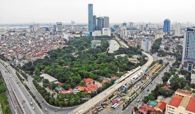 Vì sao đường sắt Nhổn-ga Hà Nội có khoản 'vênh' 6 triệu euro?