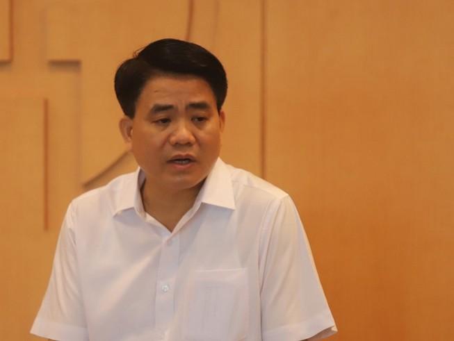 VKS Tối cao truy tố cựu chủ tịch Hà Nội Nguyễn Đức Chung