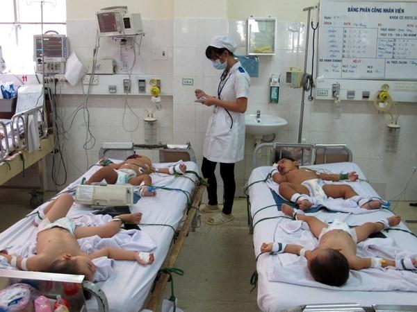 Công điện khẩn về bệnh tay chân miệng và sốt xuất huyết