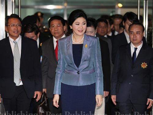 Thủ tướng Thái Lan Yingluck bị buộc từ chức