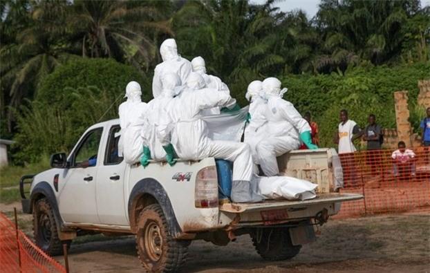 Có 10 công dân Việt Nam trong vùng dịch Ebola ở Nigeria