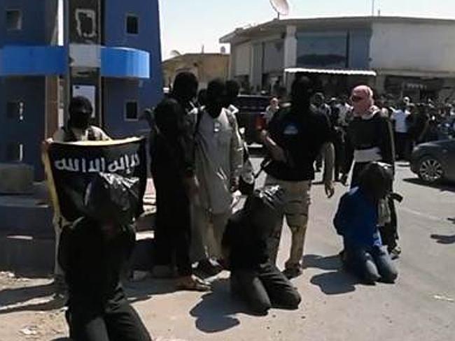 100 quân nhân Mỹ bị IS tuyên bố sẽ 'chém chết tại nhà'