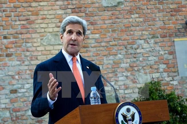 Ngoại trưởng Mỹ sẽ gặp gỡ các quan chức cấp cao của Việt Nam