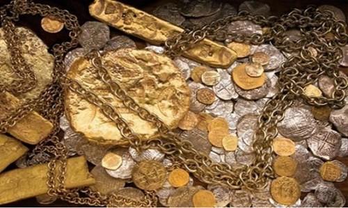 Điểm danh những kho báu cổ chất đầy vàng