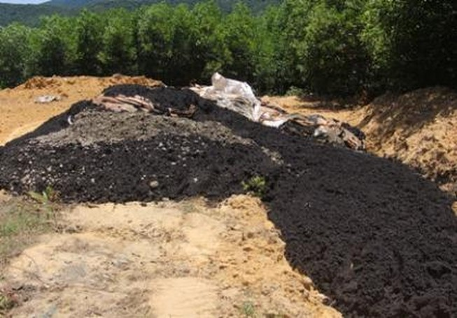 Phó Thủ tướng Trịnh Đình Dũng yêu cầu kiểm tra việc chôn rác thải của Formosa