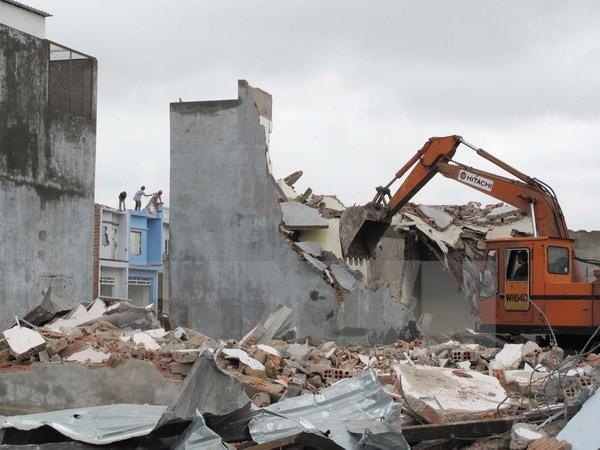 TP.HCM: Gần 3.500 vụ vi phạm xây dựng trong năm 2017