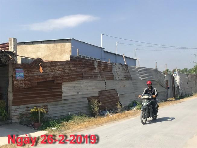 Bình Chánh: Những căn nhà 'phù phép' trên đất nông nghiệp