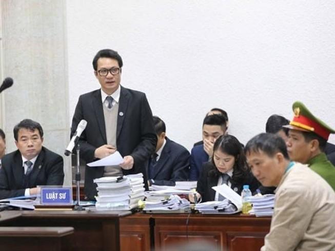Luật sư của ông Trịnh Xuân Thanh 'bất ngờ về bản án'