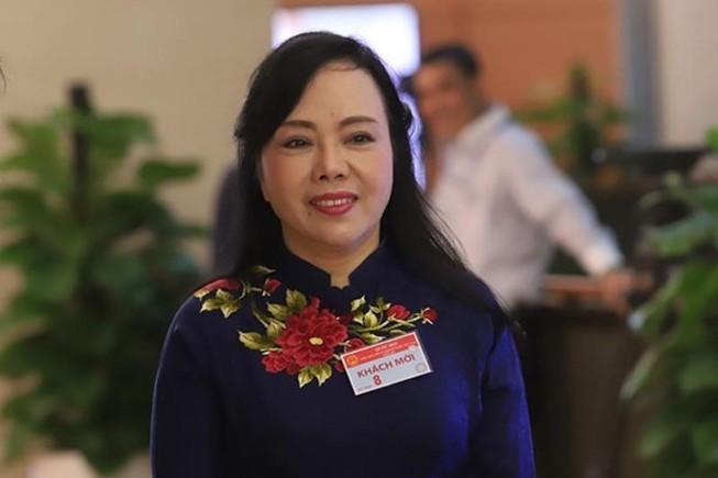 Bộ trưởng Y tế Nguyễn Thị Kim Tiến: 'Tôi cũng bị thị phi đấy!'