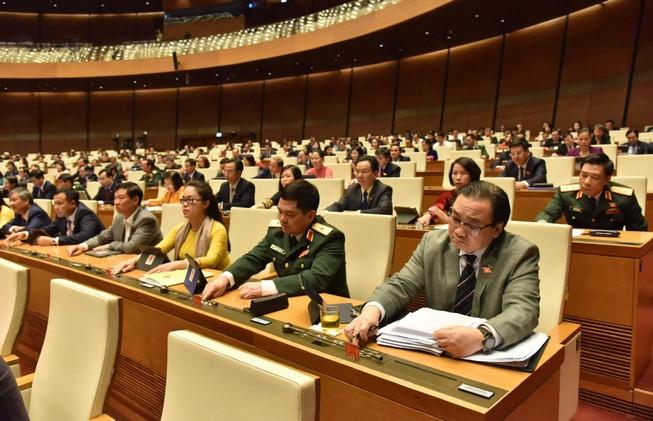 Hà Nội không còn HĐND phường từ ngày 1-7-2021