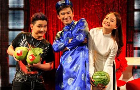 Phong phú chương trình giải trí tết