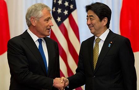 Mỹ sẽ điều hai tàu chiến đến Nhật