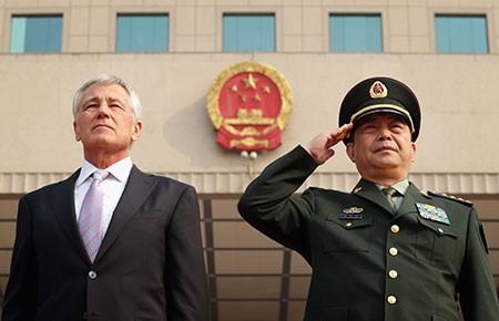 Bộ trưởng Quốc phòng Mỹ khẳng định Mỹ sẽ bảo vệ Nhật