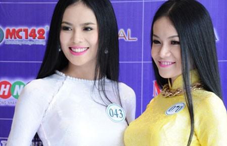 43 người đẹp tranh Hoa hậu đại dương Việt Nam 2014