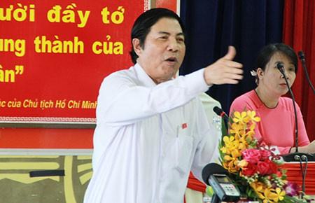 Ông Nguyễn Bá Thanh lý giải hai chuyện nóng