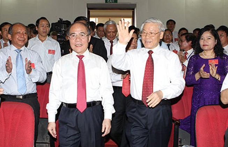 Noi theo tấm gương vì nước, vì dân của cố Tổng Bí thư Trần Phú