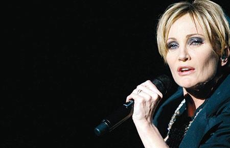 Danh ca Pháp Patricia Kaas sang diễn tại TP.HCM