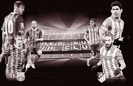La Liga, Barcelona - Atletico Madrid: Chỉ có một vua