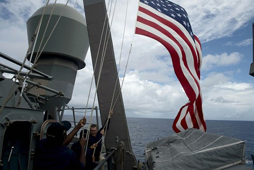 Trung Quốc đưa châu Á đến gần hơn với Mỹ
