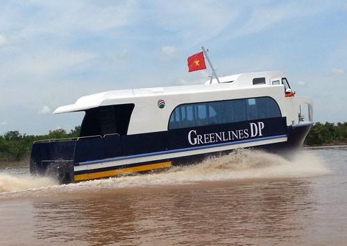 Tàu cao tốc triệu đô chạy tuyến TP.HCM - Vũng Tàu