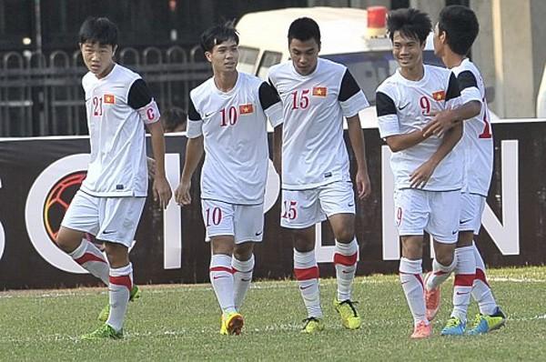 Đối thủ của U-19 Việt Nam