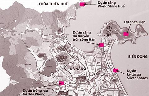 Dự án 'nhạy cảm' bủa vây Đà Nẵng