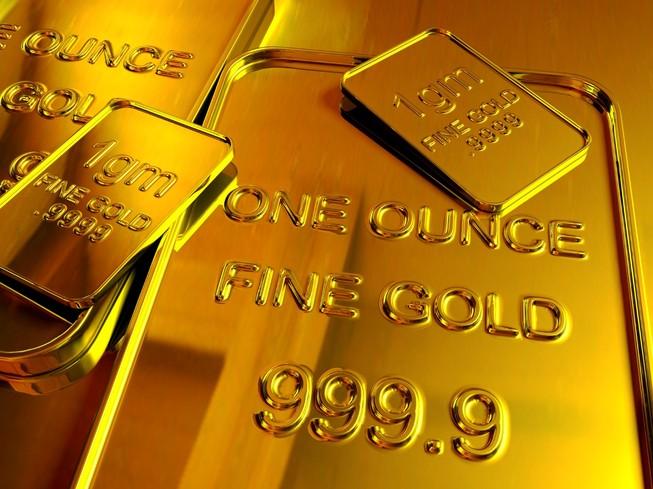 Giá vàng, USD đảo chiều nhau