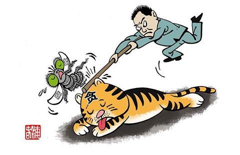 Trung Quốc bắt đầu 'đánh' các phe phái lớn