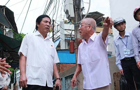 'Người kiến trúc sư trưởng của Đà Nẵng'