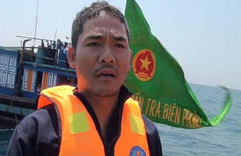 Truy đuổi tàu Trung Quốc xâm phạm vùng biển Đà Nẵng