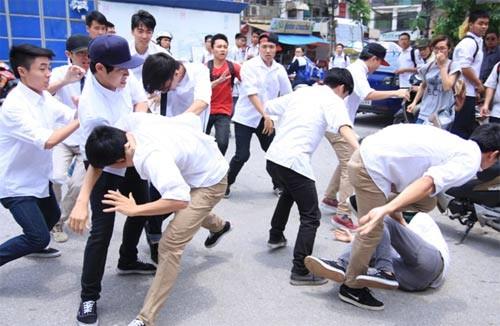 Châu Á: cứ 10 học sinh thì có 7 học sinh đã trải nghiệm bạo lực ở trường học
