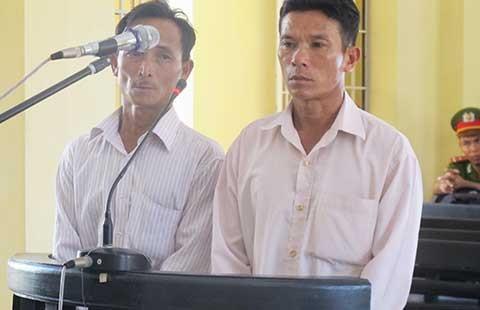 Hai người thân của HS bị công an xã đánh chết đều lãnh án tù