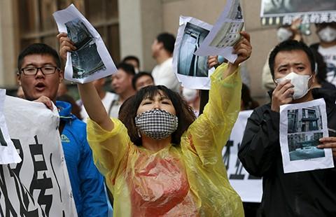 40 loại hóa chất trong kho phát nổ ở Thiên Tân