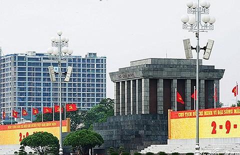 Hà Nội họp khẩn về tòa cao ốc gần Lăng Bác