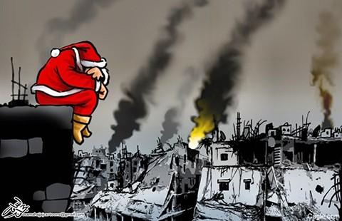 Hai vấn nạn ở Syria