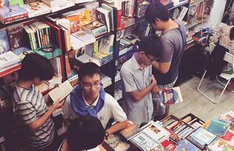 Những 'hiệp sĩ' sách Sài Gòn