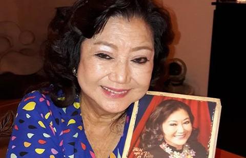 Kim Cương và hồi ký viết 40 năm