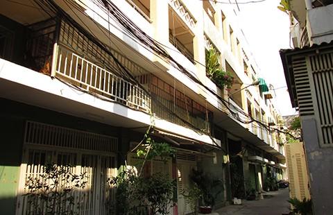 Kiến nghị 'tha' 120 căn hộ xây sai phép