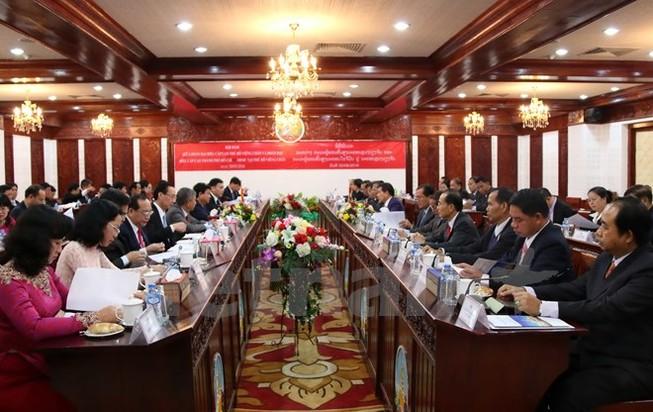 TP.HCM muốn là nhà đầu tư hàng đầu của Vientiane
