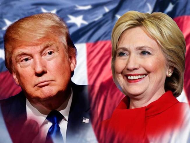 Cử tri Mỹ: Chọn bà Clinton là để chặn ông Trump