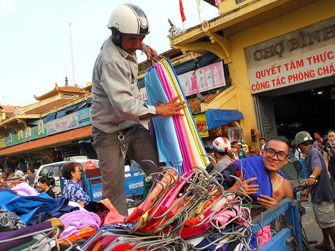 Chợ Bình Tây đóng cửa một năm để sửa