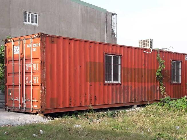 Vũng Tàu khó xử 'nhà' container