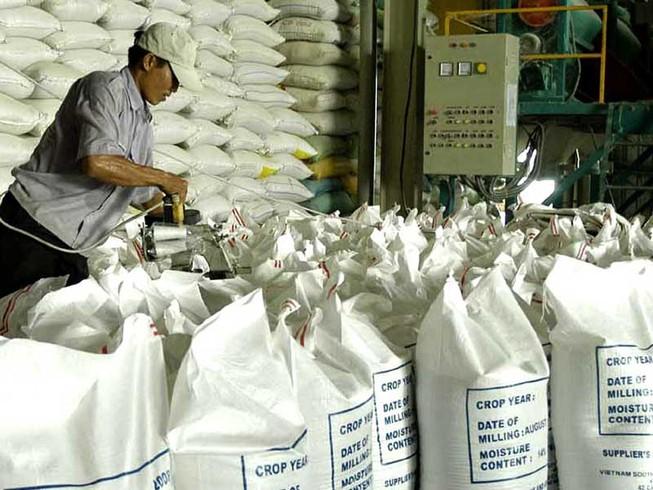 Doanh nghiệp 'tố' mất 20.000 USD xin giấy xuất khẩu gạo