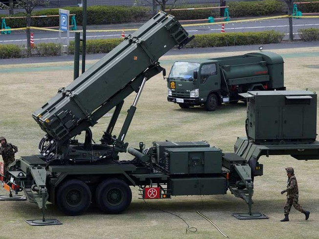 Đài Loan triển khai Patriot đối phó Trung Quốc