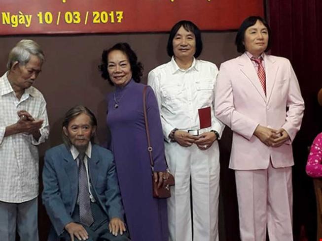 Ước mơ tượng sáp nghệ sĩ Việt đã nên hình
