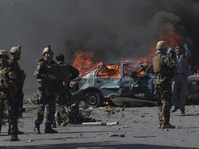 Kabul: Khủng bố chọn giờ kẹt xe để đánh bom đẫm máu