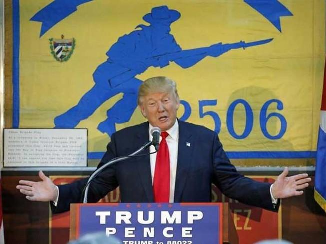 Ông Trump điều chỉnh chính sách về Cuba