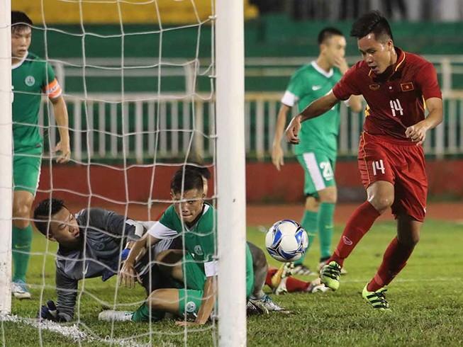 Cầu thủ U-23 sút kém và tử huyệt ở hàng thủ